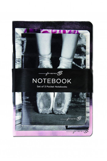 3 notebook Forever B.