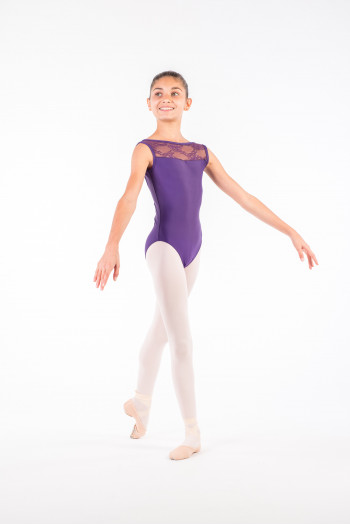 Ballet Rosa Camila prunus child leotard