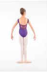Justaucorps Ballet Rosa Camila prunus enfant