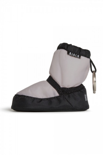 Keyring Bloch mini-boot light grey
