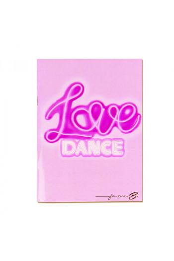 Petit cahier Love Dance