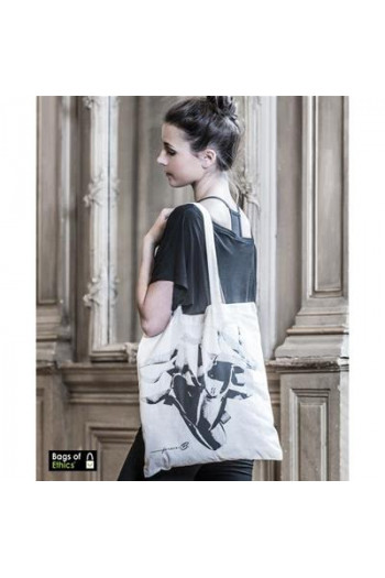 Tote bag Forever B. pointes