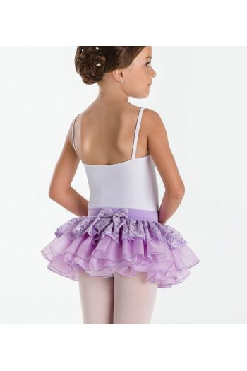 Wear Moi Lalie lilac skirt tutu