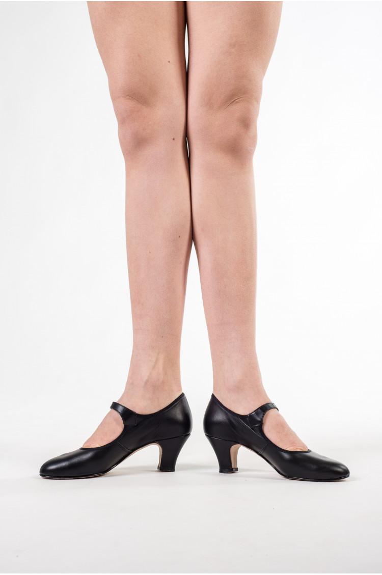 "Chaussure de cabaret Freed ankle bar talon 2"""