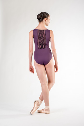 Leotard lace Intermezzo 31490 prunus