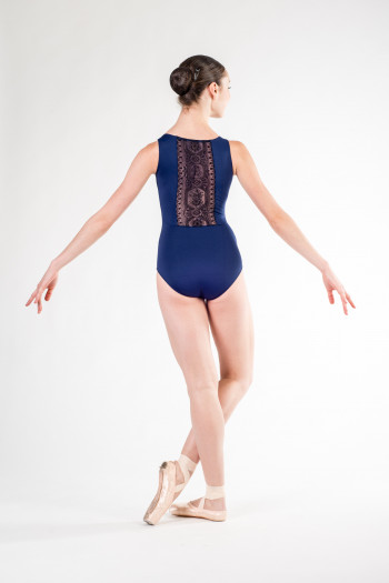 Leotard lace Intermezzo 31490 navy