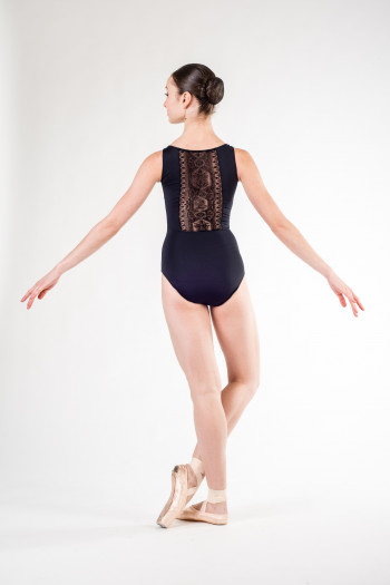 Leotard lace Intermezzo 31490 black