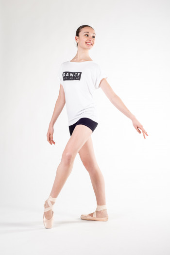 Temps Danse White T-shirt