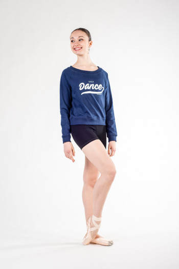 Sweat Shirt temps Danse Only Dance