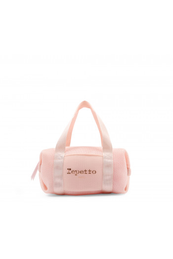 Sac Repetto petit polochon B0231MP rose pétale
