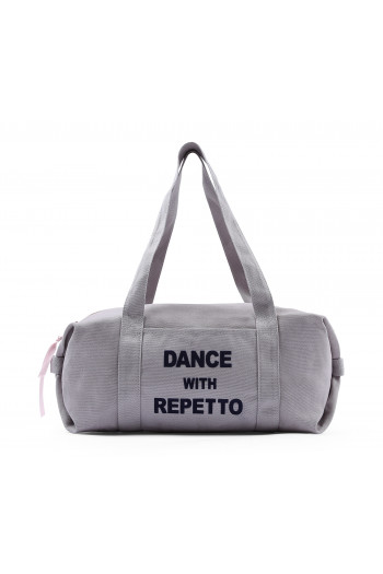 Repetto B0232DWR taupe duffle bag