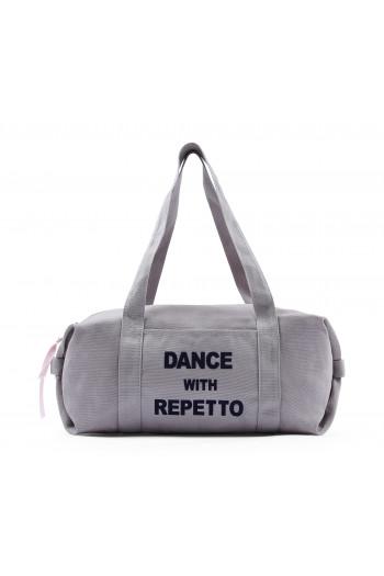 Sac Repetto polochon B0232DWR taupe