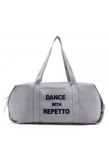 Sac Repetto grand polochon B0233DWR taupe
