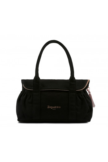Sac à main Repetto fille B0304T noir
