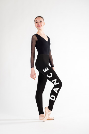 Leggings Temps Danse Adalie Never give up Edition Limitée