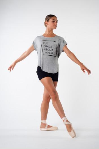 Tee shirt Bloch femme FT5112
