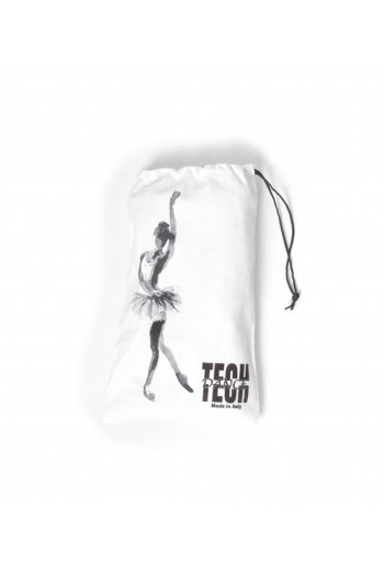 Tech Dance Pouch soft shoes ballerina 14x30