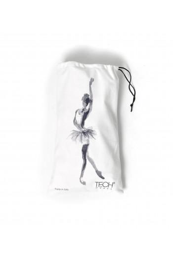 Pochon pointes danseuse tutu 18x32cm Tech Dance