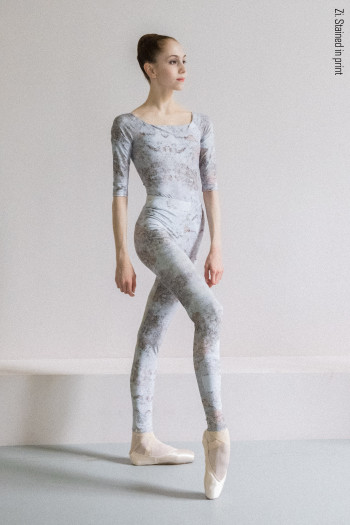 Printed Legging Zi Dancewear