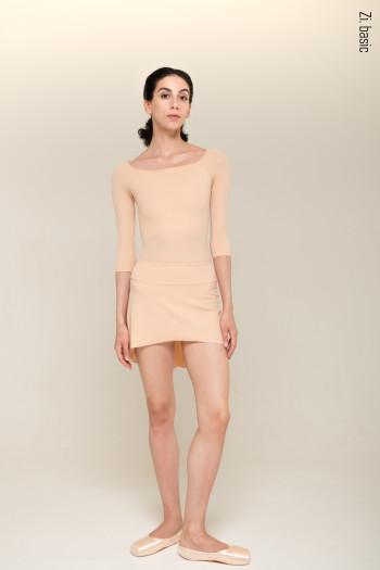 Skirt flesh Zi Dancewear