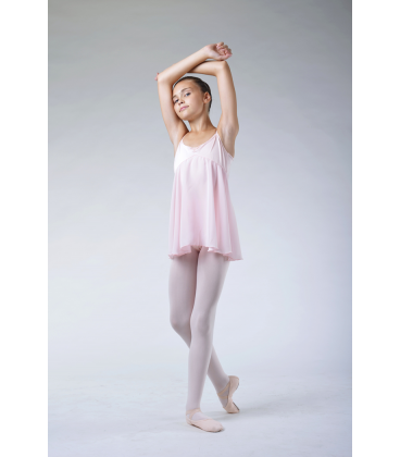 Bloch Juliet light pink Dress Leotard