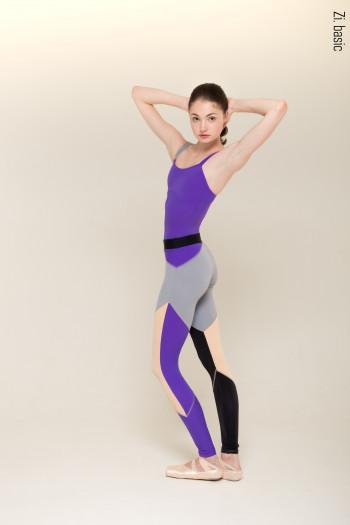 Multicolour legging Zi Dancewear