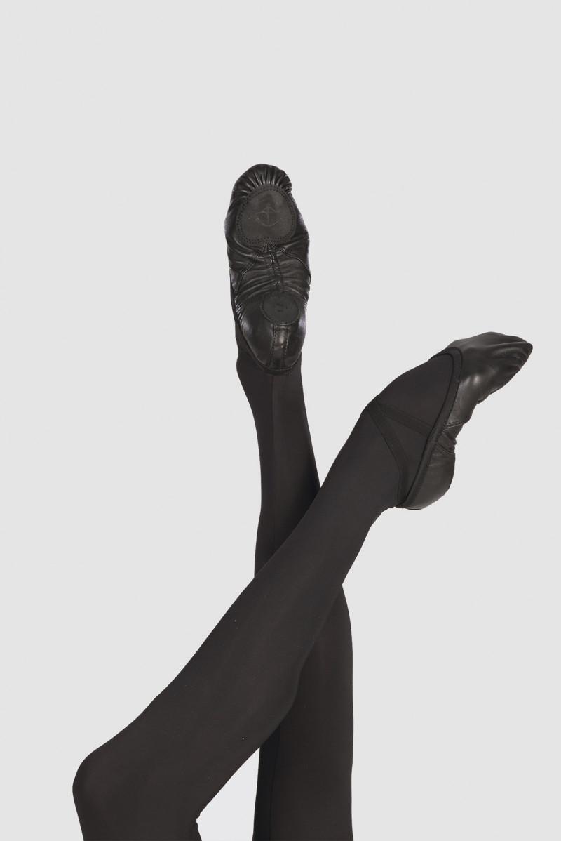 Demi-pointes Wear Moi MW406 cuir black