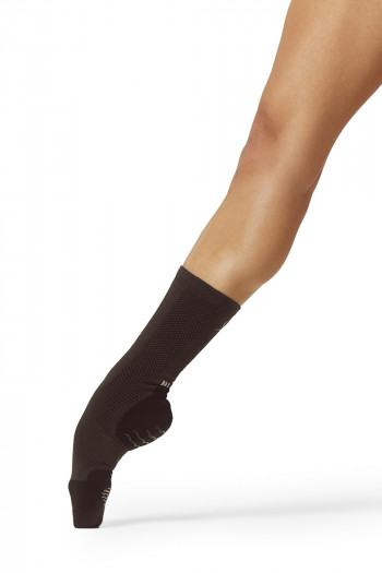 Chaussettes Bloch A1000 Charcoal