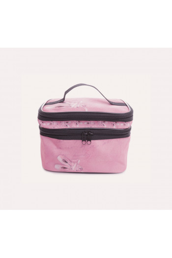 Trousse de beauté Dance Gallery rose
