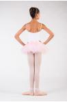 Capezio N9815C pink tutu skirt