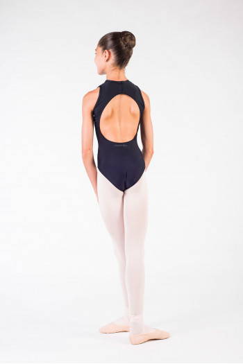 Ballet Rosa Nadège child black leotard