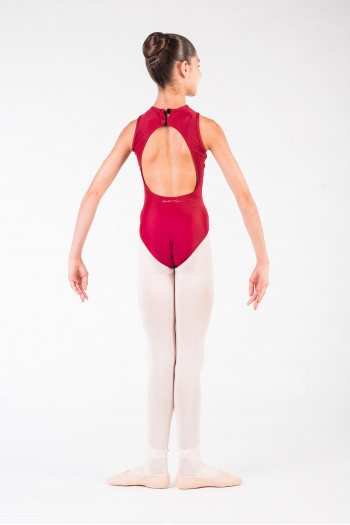 Ballet Rosa Nadège child burgundy leotard