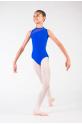 Justaucorps Nadège Ballet Rosa enfant bleu royal
