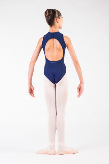 Ballet Rosa Nadège child navy leotard