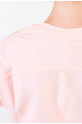 T-Shirt Repetto fille rose poudré SE438