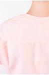 T-Shirt Repetto fille rose poudré SE438