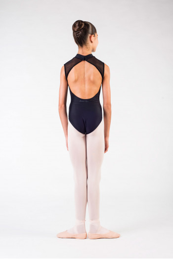 Leotard Ballet Rosa Anita black child