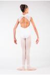 justaucorps Ballet Rosa Anita blanc