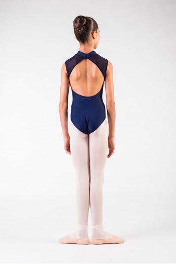 Justaucorps Ballet Rosa Anita marine enfant