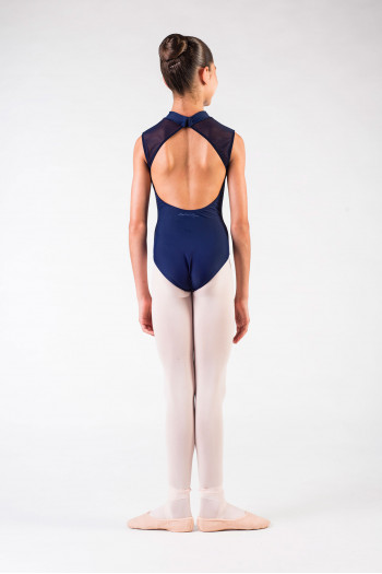 Leotard Ballet Rosa Anita navy child