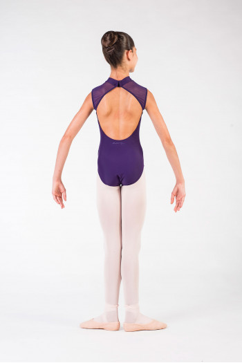 Leotard Ballet Rosa Anita prunus child