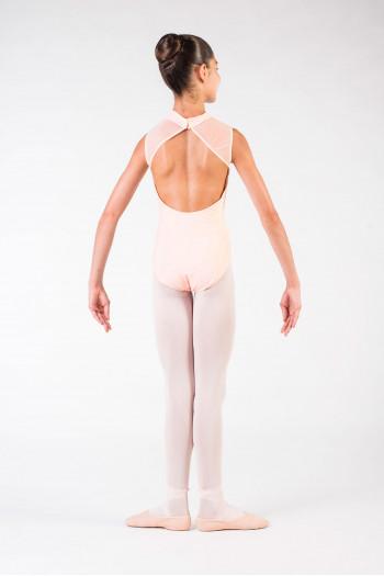 Justaucorps Ballet Rosa Anita poudré enfant