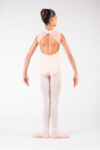 Leotard Ballet Rosa Anita child powder pink