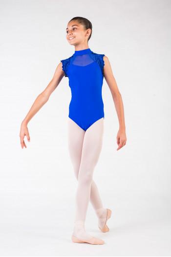 Justaucorps Berenice Ballet Rosa royal enfant