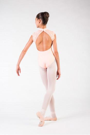 Justaucorps Berenice Ballet Rosa poudré enfant