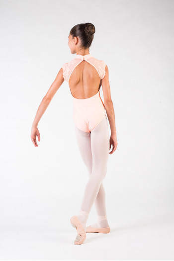 Leotard Berenice Ballet Rosa powder pink child