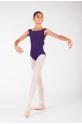 justaucorps Ballet Rosa Dauphine prunus