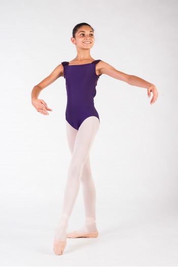 Leotard Ballet Rosa Dauphine prunus