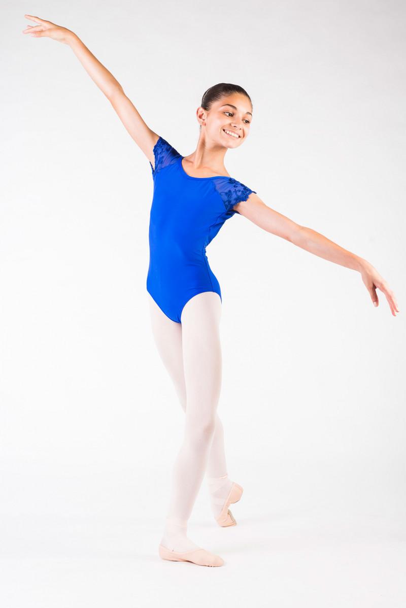 Ballet Rosa Josephine navy child leotard