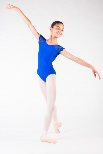 Ballet Rosa Josephine royal blue child leotard